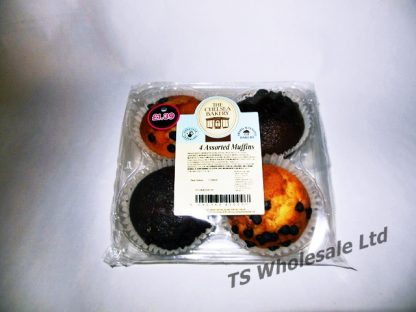 chelsea assorted muffin