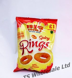 big crunch spicey rings